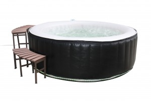 Party Spa Package - 6 Seater LED Spa + All Accessories