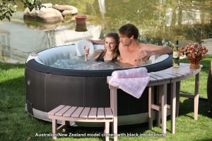 Ultimate Inflatable Spa Package