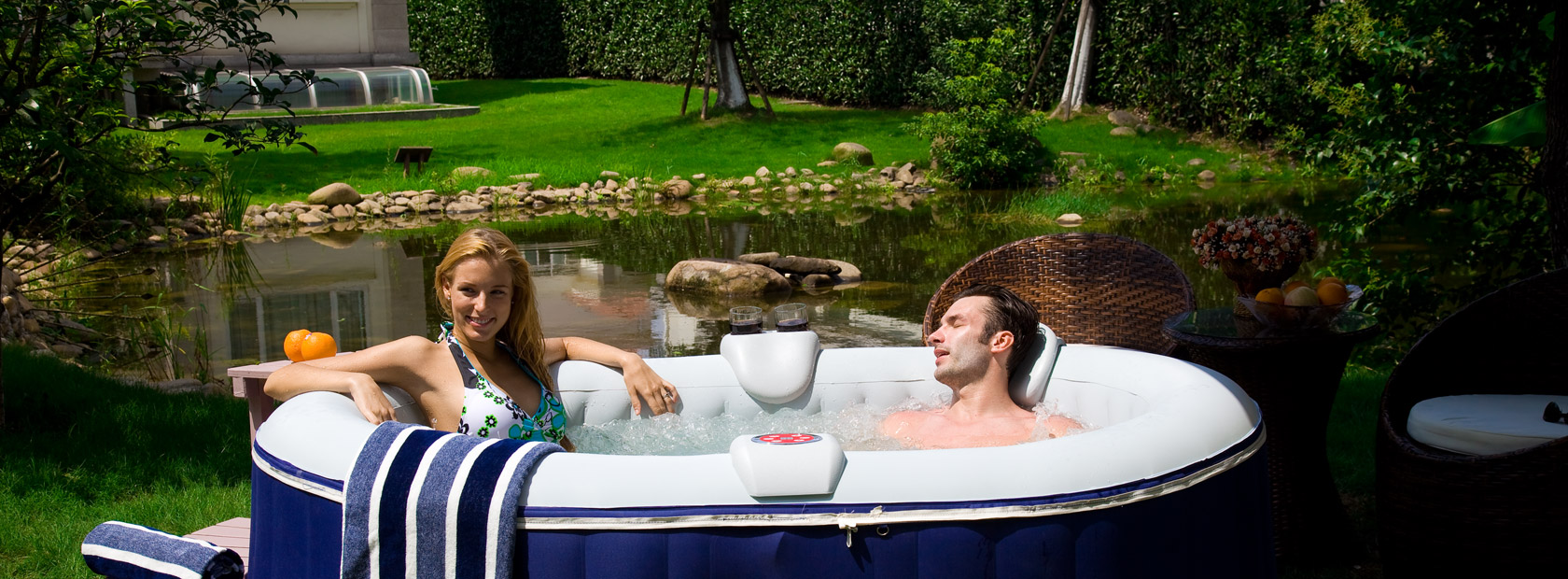 Aqua Spas Inflatable Spa
