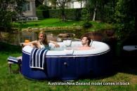 Oval 2 seater Aqua Inflatable Spa