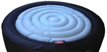 Inflatable Insulation Lid